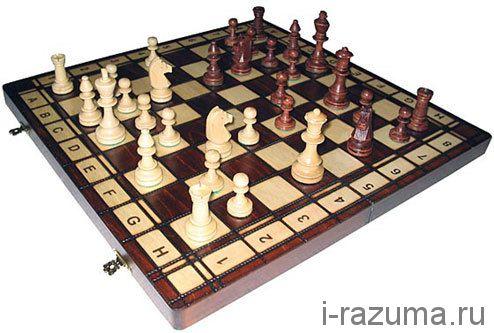 Шахматы подарочные Йовиш 40 см