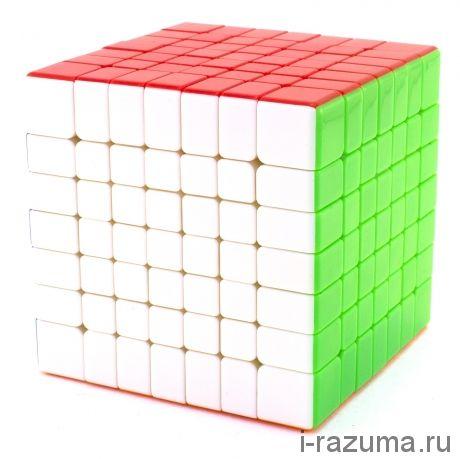 Кубик Рубика 7x7x7 ZCube (7,5 см)